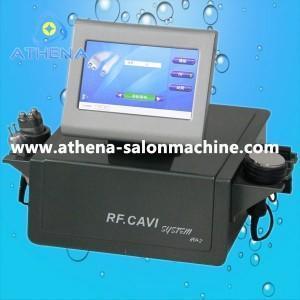 China Multipolar RF Ultrasonic Cavitation Body Slimming Beauty Equipment RU+2 on sale