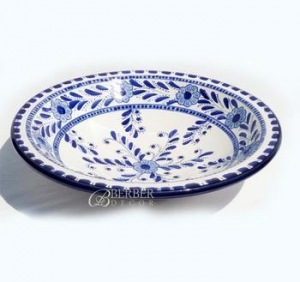 China Hand-made Small Serving Ceramic Bowl on sale