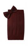 CARDI Cummerbund Set - Silk Weave