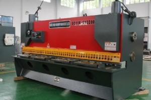 China QQC11K-6 3200 Hydraulic CNC Guillotine Shearing Machines on sale