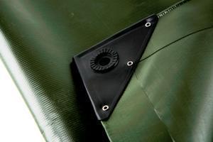 China Super Heavy Duty Olive Green PVC Tarps (18oz) on sale