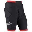China Apparel Men's Alpinestars Compression Pro Padded Mesh Motorcycle Riding Shorts on sale
