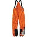 China Apparel Men's Icon PDX Motorcycle Rain Bib Pants Hi-Viz Orange on sale