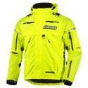 China Apparel Men's Icon Patrol Waterproof Motorcycle Riding Jacket Mil-Spec Yellow on sale