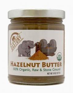 China Stone Ground Organic Raw Hazelnut Butter on sale
