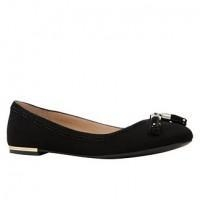 WOMEN SHOES Call It Spring Rieng Round toe Flats Black