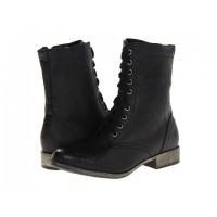 China MIA Parrade Lace up Boots Black on sale