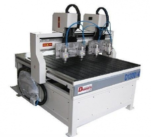China D1300W-4 long woodworking engraving machine on sale