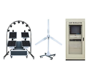 China DLXNY-FN02 Wind/Solar Hybrid Renewable Energy Training System on sale