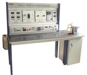 China DLWD-DJB02 Motor Transformer Maintenance and testing training system on sale