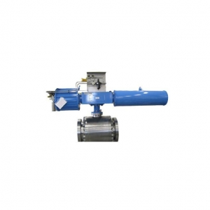 China Ball Valve Flanged Type Forged Steel Floating Ball Valve on sale