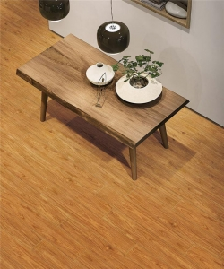 China Natural Timber Effect Vinyl Flooring Planks 6''X36 on sale