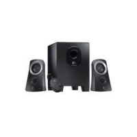 China Logitech Z313 2.1 Speaker System (25Watts RMS) on sale