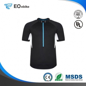 China Cycling Top Shirt Anti Bacterial Adults Custom OEM ODM Jersey on sale