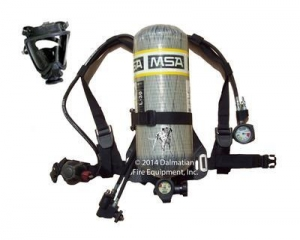 China MSA AirHawk - Refurbished SCBA on sale