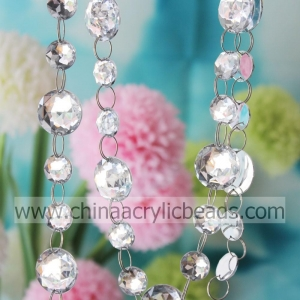 China The Idea of new style 16MM&25MM mixed clear rhines--YZJ018 on sale