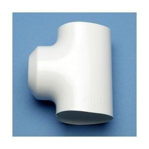 China #5 PVC TEE FITTING COVER WITH FIBER GLASS INSERT on sale