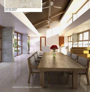 China Floor Ceramic Homogeneous Imitate Wooden Tiles on sale