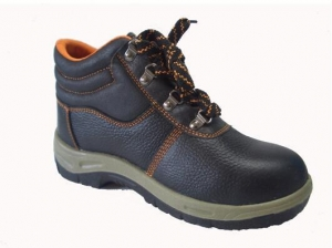 China High Quality Comfortable Steel Toe Work Shoes for Men on sale