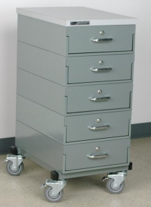 China 1 Wide Mobile Drawer Unit on sale