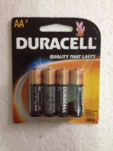 China Polymer Lithium Batteries DURACELL ALKALINE BATTERY AA on sale