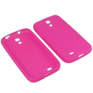China Soft silicone Skin Case for HTC Desire C on sale