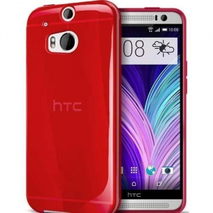 China Glossy tpu gel case for HTC M8 on sale