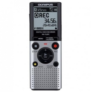 China OLYMPUS DIGITAL VOICE RECORDER 823 HOURS, 2 G.B, MP3, PC LINK on sale