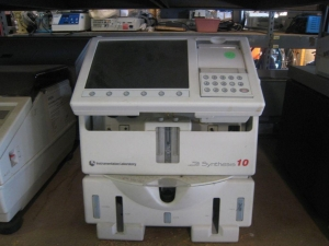 China Lab Instrumentation Laboratory Critical Care Laboratory Blood Gas Analyzer Model Synthesis 10 on sale