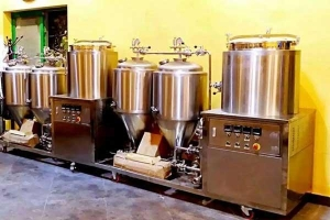 China 100L advanced home brewing equipment for the small business from China on sale