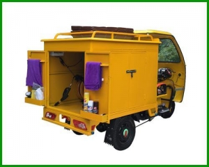 China Door to door service car wash equipment on sale