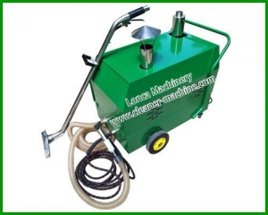 China 100bar hot water 16bar steam carpet cleaner machine on sale