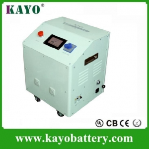 China 100AH 24V Lifepo4 Battery For Power Station 3.2V Battery Pack on sale