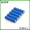 China Cylindrical LiFePO4 Battery 18650 Cell 3.2V 1500mAh for sale