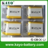 China Security Lock System Battery 3.7V 3600mAH With UN38.3 Battery UL 1642 Battery for sale