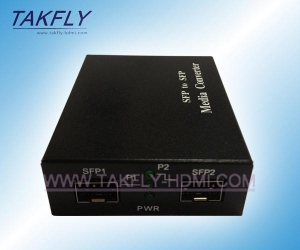 China SFP Optical Module 1.25M-1.25G OPTICAL-ELECTRICAL-OPTICAL CONVERTER on sale