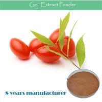 goji wolfberry extract powder,100% natural goji extract,organic goji extract