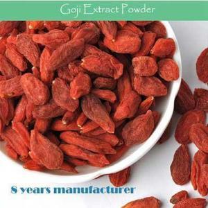 China Fresh Goji berries/ 40% 50% Goji Polysaccharides Goji Berry Extract Wolfberry Polysaccharides on sale