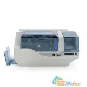 China Zebra P330I Card Printer Card Printer and Ribbon on sale