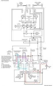 China 12 Volt Wiring Diagram For Hydraulic Pump on sale