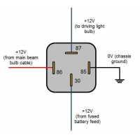 china 12 volt micro relay wiring diagrams on sale