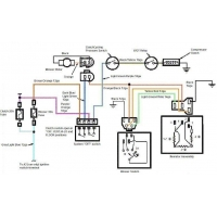 12 Volt Heater Fan Switch Wiring Diagram
