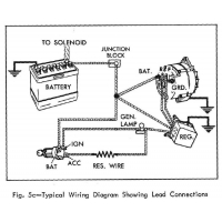 delco 10si alternator, delco 10si alternator manufacturers ... si alt wiring diagram si alternator wiring diagram #8