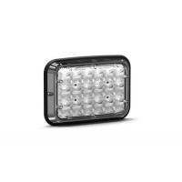 Dash/Deck Lights Feniex Wide-Lux 6X4 Surface Mount Light