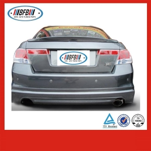 China BMW 2008-2012 CAR REAR SPOILER WING FOR HONDA ACCORD on sale