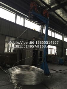 China Round Wire Concentric Lay overhead electrical stranded conductors ACSR Conductor on sale