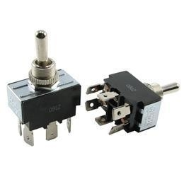 China TS-1P1T-D Heavy Duty On/Off Toggle Switch on sale