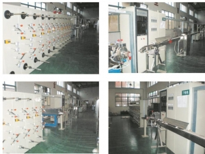 China Indoor optic cable production line on sale