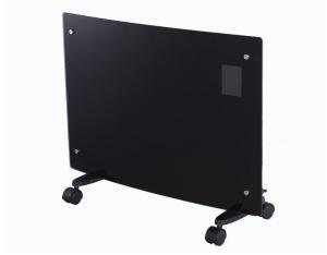 China Electrical fan Luxury glass panel heater 1500W-1 PACKING SEZE on sale