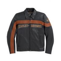 Zanky Harley Davidson Mens Leather Jacket